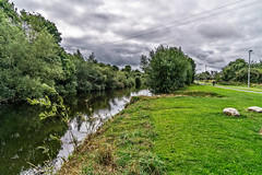 BISHOPSMEADOWS WALK SECTION OF THE NORE LINEAR PARK [LENGTH OF WALK ABOUT SIX FIELDS]-143139 (infomatique) Tags: bishopsmeadows kilkenny naturewalk naturetrail sixfields streetsofkilkenny streetsofireland infomatique fotonique august 2018 holiday sony a7riii