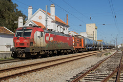 Medway 4703 (Fábio-Pires) Tags: portugal medway 4700 medway4700 4703 medway4703 coruche vagões wagons zaes cpzaes linhadevendasnovas mercadorias freight