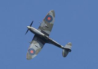 Supermarine Spitfire PR IX RR232 City of Exeter 037-1