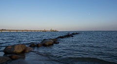 Ostseebad Grömitz (kalakeli) Tags: grömitz ostsee balticsea august 2018 wasser water meer sea buhnen