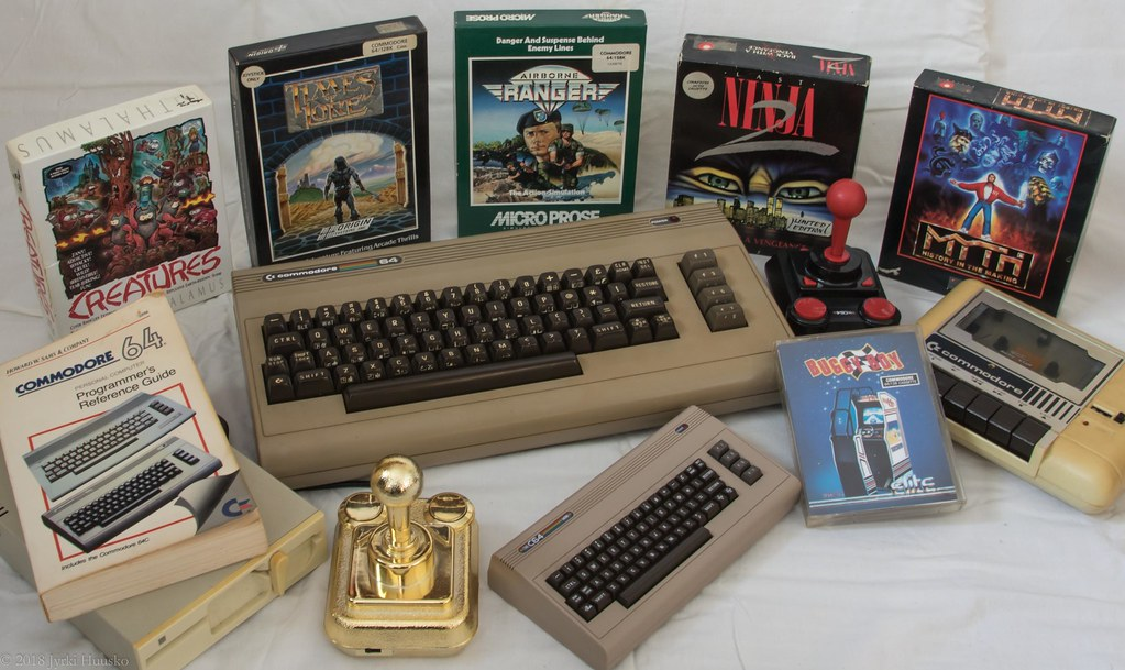 The World's Best Photos of c64 and games - Flickr Hive Mind