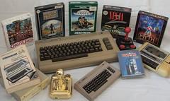 Retrogaming C64 + The C64 Mini (jyrki huusko) Tags: 8bit homecomputer computer game games commodore c64 oc118n commodore1530