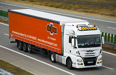 MAN TGX XXL Euro6 | Lot-Trans (PL) (Wawrzyn) Tags: man hollandstyle hella white trailer photography passion truck trucks truckspotting poland a2 reaction firanka