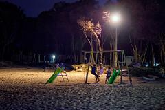 Pouvoir-jouer-dehors-la-nuit (RS...) Tags: corse vacances plage nuit jouer beach night play d7200