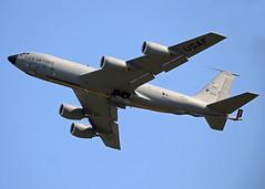 37996 Boeing KC-135R Stratotanker US Air Force (Keith B Pics) Tags: 37996 kc135 usaf afrc grissom keithbpics usairforce egun mildenhall mhz stratotanker boeing kc135r 637996