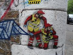 London 2018 (bella.m) Tags: graffiti streetart urbanart london shoreditch greatbritain art stencil pochoir