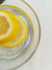 G&T anyone? (daveandlyn1) Tags: drink gintonic lemon bubbles glass dof depthoffield pralx1 p8lite2017 smartphone cameraphone psdigitalcamera huawei party