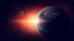 Space Walk (Galactic Dreamer) Tags: glory beautiful light sunset sundown sunlight starlight ocean tree grass landscape sky planet planets universe telescope astronomer astronaut galactic dreams dreamtime fantasy horizon sun nebula creation alien ufo space spacecraft spaceship star journey god spirit discovery cosmos kosmos science big bang panorama comet solar system station creature meteor nature atmosphere heaven heavens blur road people night lunar macro sand mountain rock photo mars jupiter saturn venus uranus moon moons titan animal water sign building