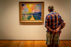 Color Coordination (Phil Roeder) Tags: newyorkcity nyc leica leicax2 manhattan museumofmodernart moma artmuseum art