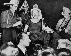 Betty Hutton & the Firehouse Five (1950) (BudCat14/Ross) Tags: hollywood bettyhutton firehousefive bands wardkimball dixieland