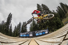 d13 (phunkt.com™) Tags: lenzerheide uci mtb mountain bike dh downhill down hill world champs championship worlds 2018 phunkt phunktcom photos race keith valentine