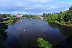 _MG_0235 (Yorkshire Pics) Tags: 0909 09092018 9thseptember 9thseptember2018 castleford castlefordbridge caatlefordfootbridge millenniumbridge castlefordmillenniumbridge millenniumbridgecastleford