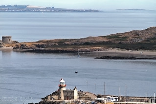 Howth Lighthouse and Martello Tower