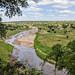 Tarangire river from Tarangire National Park Arusha Tanzania