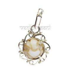 Beautiful natural Pearl Ganesh Silver Pendant   From Vedic Vaani™ INDIA (vedicvaani.com) Tags: vighneshvara ganesha vighnaraja vighnaharta dharma ganesh locket ganpati stone pearl lord silver pendant moti moreshwar deity hindu vedic vaani voice of vedas natural peral