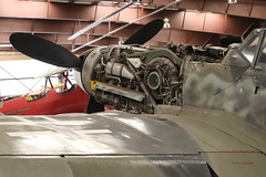 Messerschmitt Bf-109 G Gustav (CHRISTOPHE CHAMPAGNE) Tags: 2018 usa arizona plane fame williams messerschmitt bf109 g gustav 13