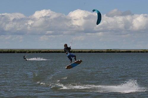 Lelystad Haven Kitesurfing