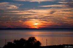 San Feliciano - Lago Trasimeno (Giulia Zucchero) Tags: travel travelph trip travelling trasimeno tramonto sunset sunsethub sun sky blue bluesky perugia sanfeliciano lake lago lagotrasimeno landscape italy italylandscape italian italia goldenhour golden bluehours bluehour