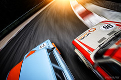 Gulf vs UMMC (Rawcar.com Photography) Tags: lada vaz gulf oil ummc motorsport rawcar racecar race racing vaz2101 lada1300 lada1600