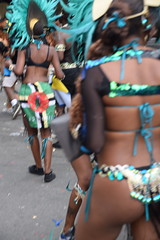DSC_8350 Notting Hill Caribbean Carnival London Exotic Colourful Costume Girls Dancing Showgirl Performers Aug 27 2018 Stunning Ladies (photographer695) Tags: notting hill caribbean carnival london exotic colourful costume girls dancing showgirl performers aug 27 2018 stunning ladies