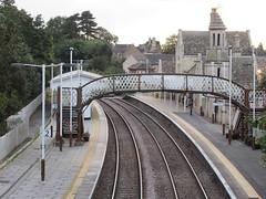 Stamford Railway Station Stamford Lincolnshire (@oakhamuk) Tags: stamfordrailwaystation stamford lincolnshire