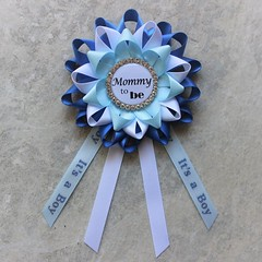 Blue baby shower corsage! https://t.co/zv35rWOpqm #etsy #baby #love #babyshower #momlife #kids #party #parenting https://t.co/ziHbkSEswX (petalperceptions.etsy.com) Tags: etsy gift shop fashion jewelry cute