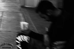 Faded (Blestmiranda) Tags: street rue urbain montréal people gens sony extérieur outside sad tristesse manque pauvreté la faim ittinérance noir et blanc black white ville town