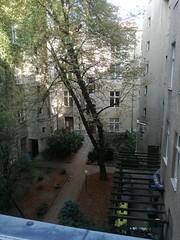Binnentuin hotel