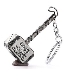 Thor's Hammer Key Chain (mywowstuff) Tags: gifts gift ideas gadgets geeky products men women family home office