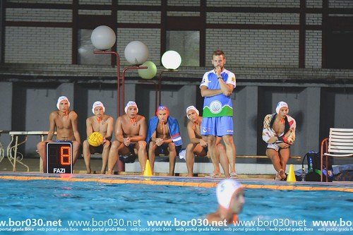 Vatripolo klub Bor- Vatripolo klub Požerevac