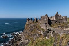 Bushmills   |   Dunluce Castle (JB_1984) Tags: dunlucecastle castle ruins rocks cliffs ocean atlanticocean bushmills countyantrim northernireland uk unitedkingdom nikon d500 nikond500
