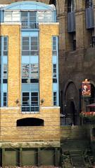 The Shock of the New (37) (Padski1945) Tags: london londonbuildings londonarchitecture londonscenes architectureoflondon architecture modernarchitecture modernbuildings buildings buildingsoflondon newandold oldandnew theshockofthenew juxtaposition thebanker pubsigns