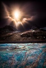 Life on a Glacier - Moraine (brian.pipe) Tags: nikon d500 tokina 11 20 athabasca glacier alberta canada banff jasper national park moraine
