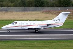 SP-ATT_01 (GH@BHD) Tags: spatt beechcraft beechjet raytheon hawkerbeechcraft beech400 hawker400xp smartaerosolutions bhd egac belfastcityairport bizjet corporate executive aircraft aviation