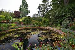 Round Pond (Bri_J) Tags: bodnantgardens nationaltrust talycafn conwy clwyd wales uk bodnant gardens nikon d7200 round pond