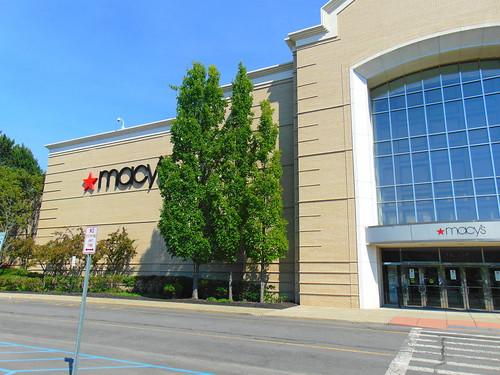 Macy's (Crossgates Mall, Albany, New York)