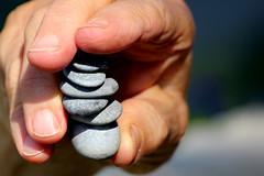 Stones (meghimeg) Tags: 2018 genova pietre stone macromonday mano hand macro