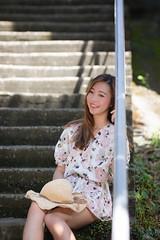 臺北藝術大學外拍 (迷惘的人生) Tags: canon 5d3 5dⅲ 135l 135mm 臺北藝術大學 外拍 人像