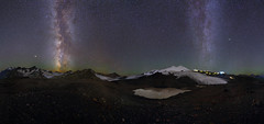 A wide view on Elbrus himself, Trekking around Elbrusf (Mike Reva) Tags: astronomy astrophoto samyang24 astrophotography stars sky stargazing starrynight night nightsky nature nghtsky nightscape milkyway milky mountains meteor nights n