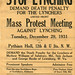 Stop lynching; demand death penalty: 1931