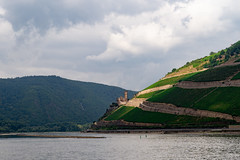 Man in the High Burg. (andrewpabon) Tags: bingenamrhein rhinelandpalatinate germany de