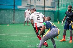 DSC_9139 (gidirons) Tags: lagos nigeria american football nfl flag ebony black sports fitness lifestyle gidirons gridiron lekki turf arena naija sticky touchdown interception reception