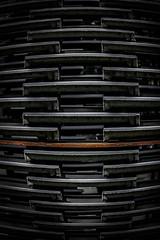 Refaire Le Monde... Une Utopie... ? (Solène.CB) Tags: serpentine serpentinegallery london londres refairelemonde uneutopie solènecb canoneos70d bw nb black noir white blanc serpentinepavilion fridaescobedo