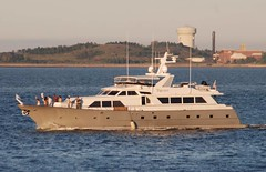Trilogy (jelpics) Tags: yacht trilogy boat boston bostonharbor bostonma harbor massachusetts ocean port sea ship vessel