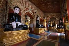 Thanbodday PayaIMG_3273 (flanaan) Tags: thanbodday paya monywa myanmar buddhist temple carnivalesque exterior