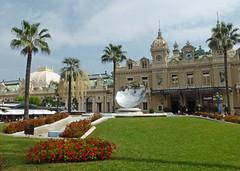Casino de Monte-Carlo (neuphin) Tags: monte carlo monaco place casino grass green palm garden