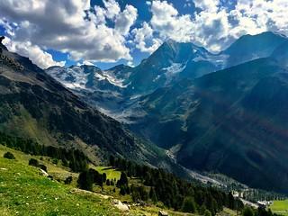The Sulden valley / Valle di Solda