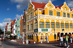 Down Town Willemstad