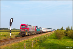 Independent Rail Partner 2101 + Lineas 186 293 + Tweakers Express + Lineas 186 291, Sambeek (LokLife) Tags: irp lineas lna lns 186 293 291 2101 nmbs i10 tweakers express 13486 13487 sambeek amsterdam köln keulen cologne