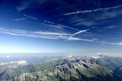 Le Brévent et Les Aiguilles Rouges (Joël ANGOT) Tags: pentax k3 pentaxk3 pentaxart nature montagne chamonix